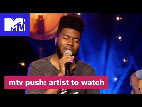 Khalid Performs 'Young, Dumb & Broke' | Push: Artist to Watch | MTV