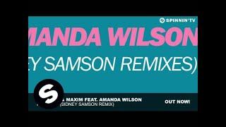 Chrizzo & Maxim Feat. Amanda Wilson - Runaway (Sidney Samson Remix)