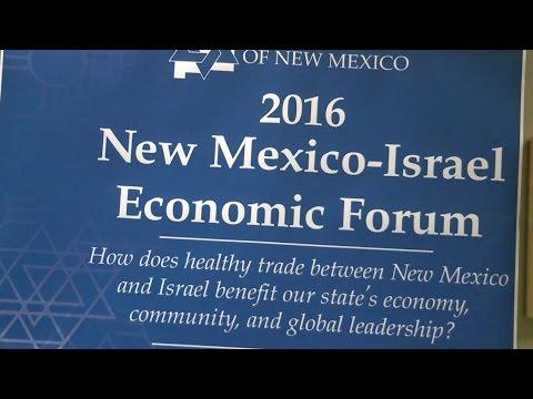 Forum held on New Mexico-Israel economic trade partnership