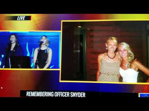 St. Louis County Police Officer Blake Snyder funeral services