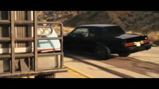 Fast&Furious 4 trailer