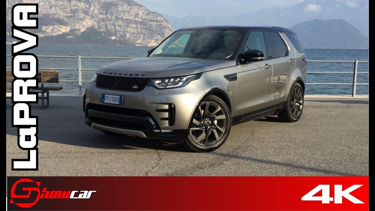 Nuova Land Rover Discovery, la prova della supersuv