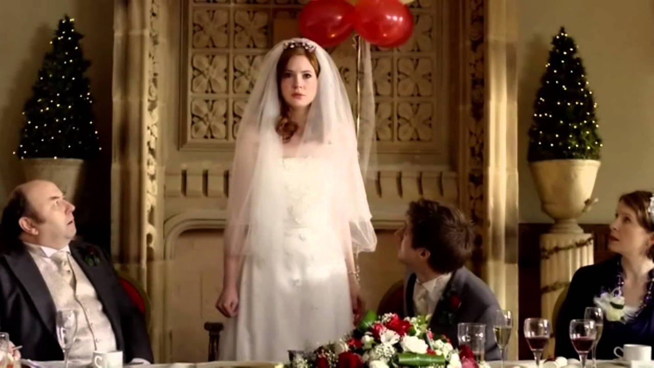 The Wedding of Amy Pond Doctor Who  YouTube