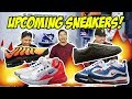 WHAT SNEAKERS WILL WE BE BUYING?! COP OR DROP?
