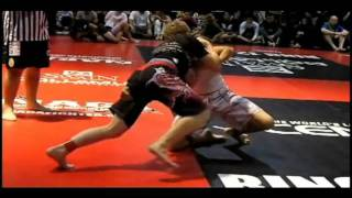 Best of NAGA Las Vegas 9/11/10 choked unconscious by Nasty Nate bjj tapout