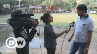 MeToo in India: Female journalist on the beat in Agra   DW English