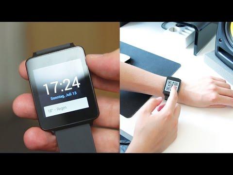 LG G Watch Review! [Deutsch]