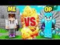HOW DID I WIN THIS GAME?! (Minecraft Skywars)