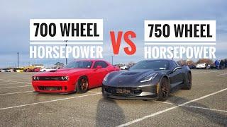 750 Horsepower C7 Corvette Z06 Races Tune Only Hellcat