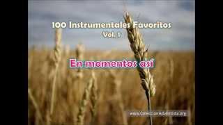100 Instrumentales Favoritos vol  1 - 098 En momentos asi