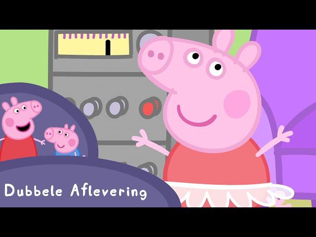 Peppa Pig Nederlands Compilatie Nieuwe Afleveringen | Balletles | Tekenfilm | Peppa de Big
