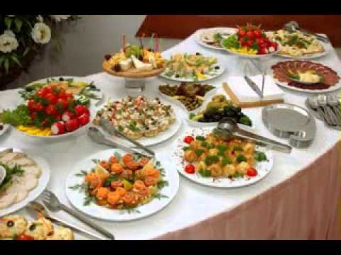 Wedding buffet food ideas YouTube