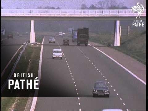 Motorway Views (1970-1979)