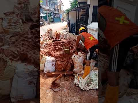 Jakarta construction dirt management