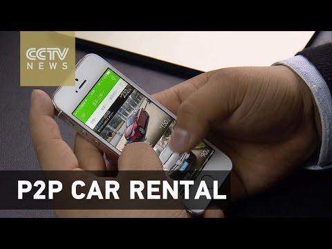 P2P Car Rental:a burgeoning market