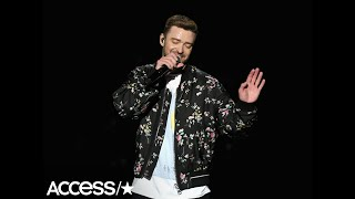 Justin Timberlake Surprises Patients At Children's Hospital Over The Weekend | Access