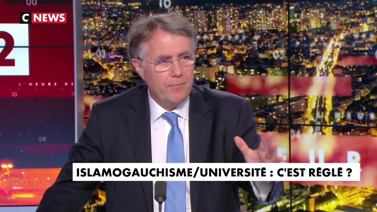 CNEWS - HDP du 15/10/21 - Islamogauchisme/université