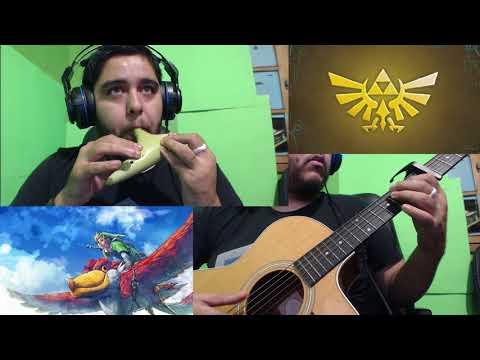 Ballad of the goddess (Guitar/Ocarina)