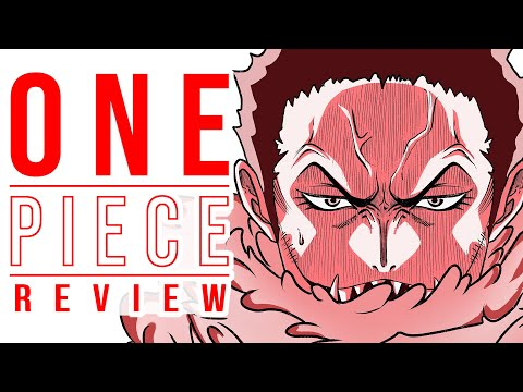 100% Blind ONE PIECE Review (Part 20): Whole Cake Island (2/2)