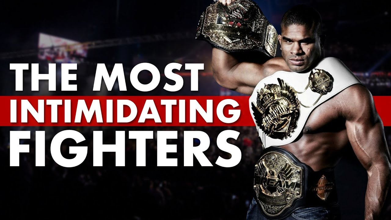 10 Most Intimidating Fighters In MMA History