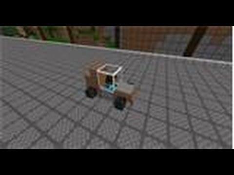 Tuto comment faire une belle voiture dans minecraft - Comment faire une belle chambre minecraft ...