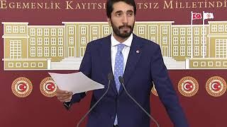 Basın Toplantısı  İstanbul Sözleşmesi - TBMM - 12.07.2019