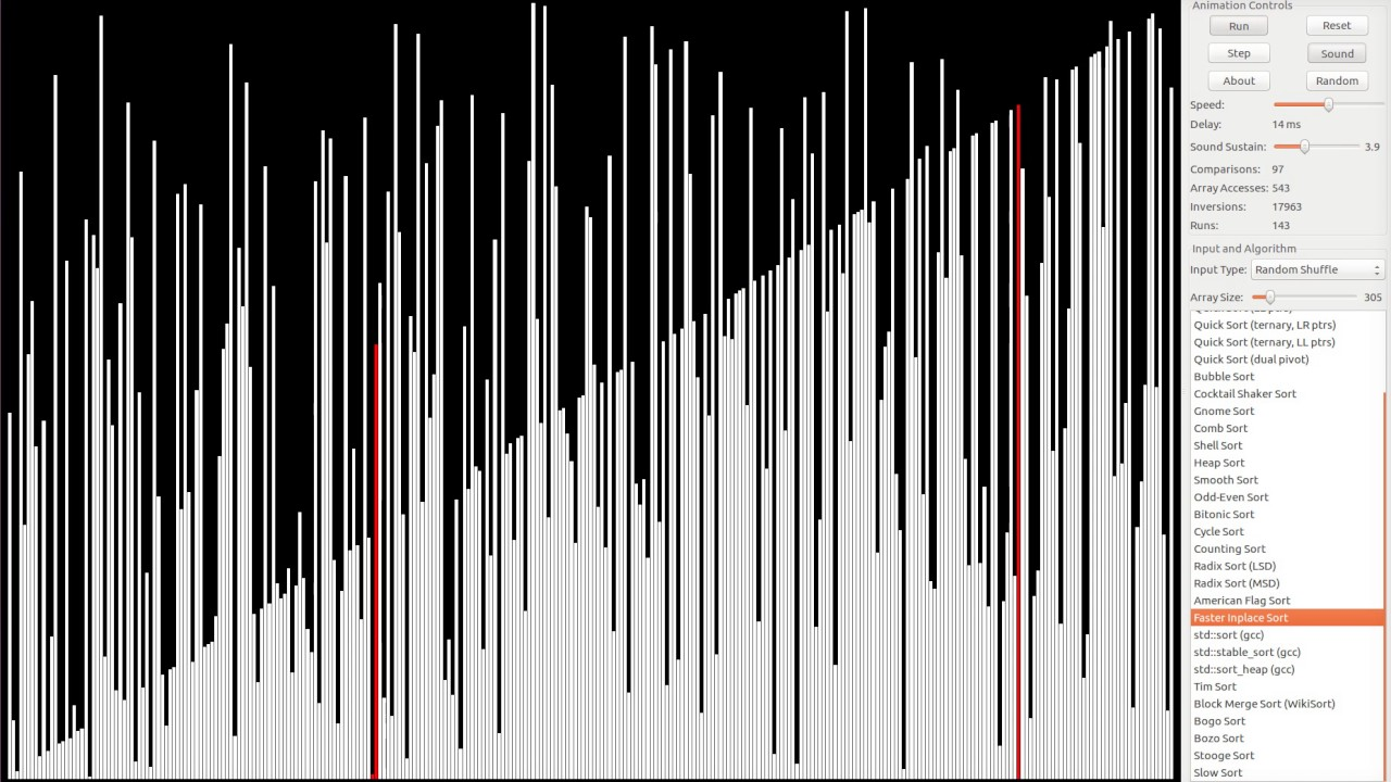 I Wrote a Faster Sorting Algorithm | Probably Dance