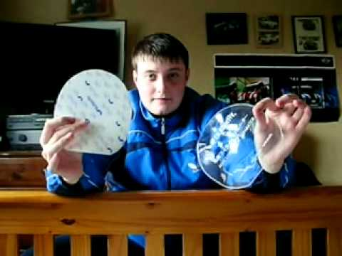 Table Tennis Tips: Rubber protectors and cases