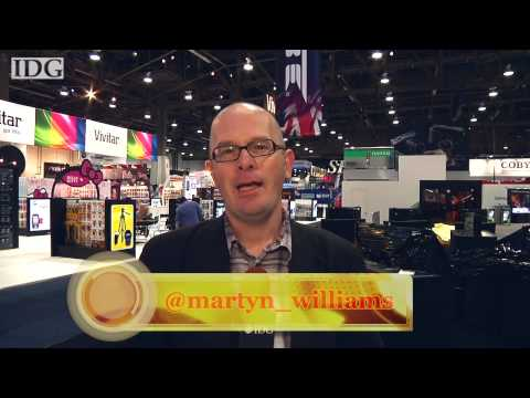 CES2013: IDG Daily, Jan. 8