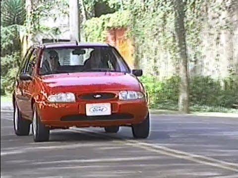 test drive ford fiesta clx 1 4 16v com claudio carsughi. Black Bedroom Furniture Sets. Home Design Ideas