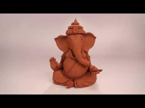 "Happy Ganesha ""Bappa Morya re"""