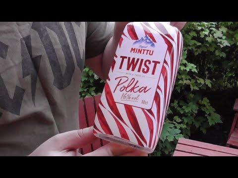 Juomatesti: Minttu Twist