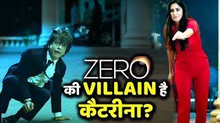 Is Katrina Kaif Playing Villain Role in Zero ?