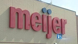 Meijer opens in West Lafayette