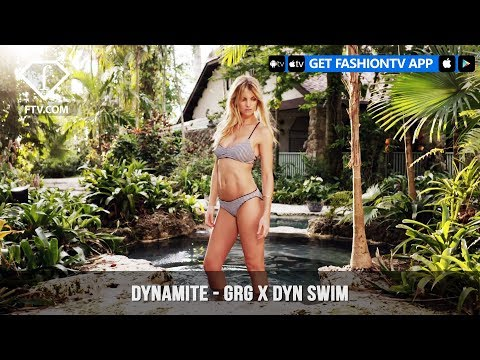 Dynamite Clothing presents GARAGE X DYNAMITE Swim Collaboration   FashionTV   FTV