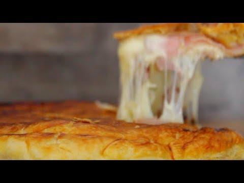 recette-de-la-galettes-des-rois-à-la-raclette-!
