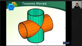 Пересечение поверхностей (метод концентрических сфер)