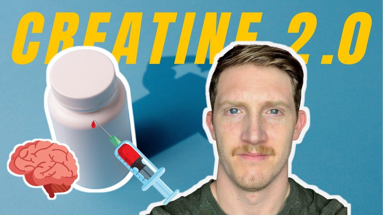 Creatine Benefits (2.0)   Creatine Benefits For The Brain, Testosterone, and Mood