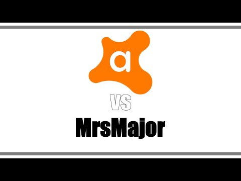 Avast VS MrsMajor 2.0 | A-V Test #32