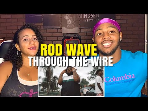 MOM reacts to ROD WAVE -Through the Wire (Official Video)
