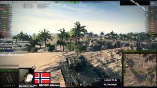 ^^| T32 Unfair Tank Stream Highlight Thumbnail