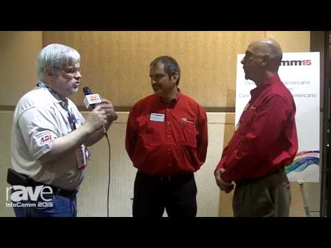 InfoComm 2015: Joel Rollins Speaks With Rodrigo Casassus Coke and Nelson Baumgratz of InfoComm Intl.