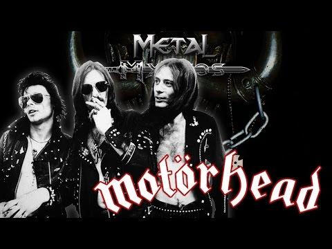 Metal Mythos: MOTÖRHEAD