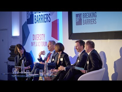 BVCA Diversity in Private Equity & Venture Capital Series 2018