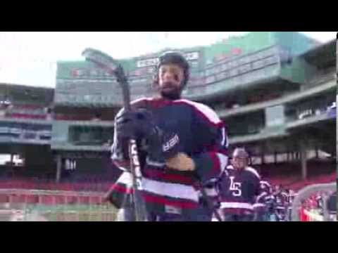 LS hockey vs Boston Latin 1231 Frozen Fenway