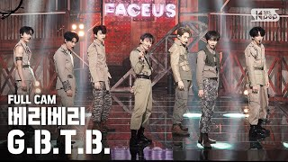 [안방1열 직캠4K] 베리베리 'G.B.T.B.' 풀캠 (VERIVERY Full Cam) | @SBS Inkigayo 2020.10.18
