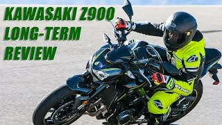 2017 Kawasaki Z900 Long Term Review