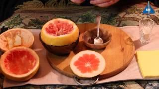 видео Грейпфрут от прыщей