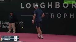 Maximilian Neuchrist (AUT) vs. Jurij Rodionov (AUT) 2018 ATP Challenger Tour tennis