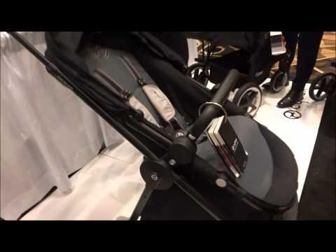 StrollerQueen Presents Cybex Iris and Balios strollers